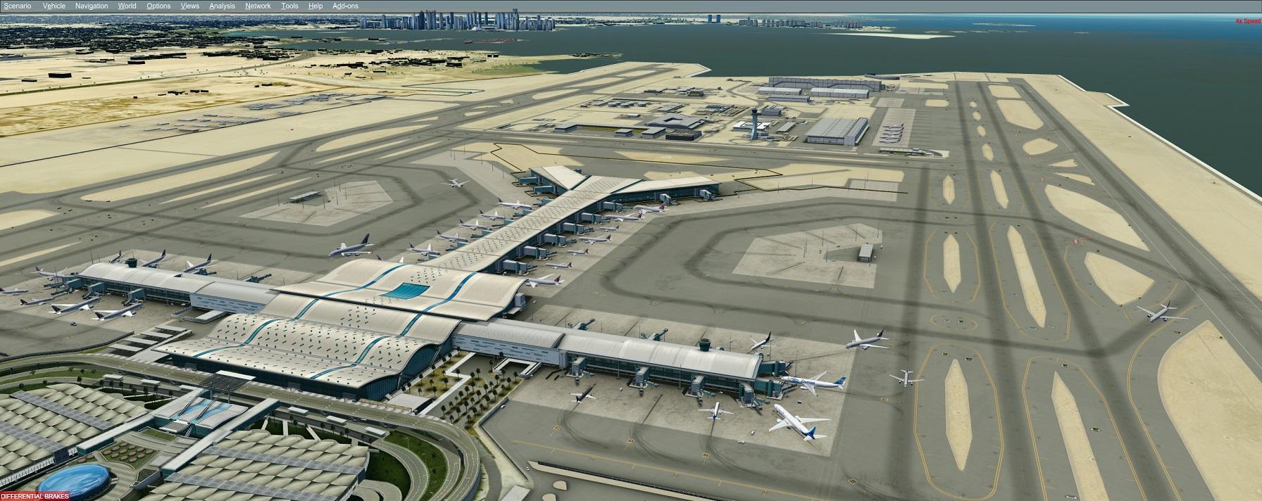 TAXI2GATE – OTHH Hamad International Airport (Doha)   JCAI