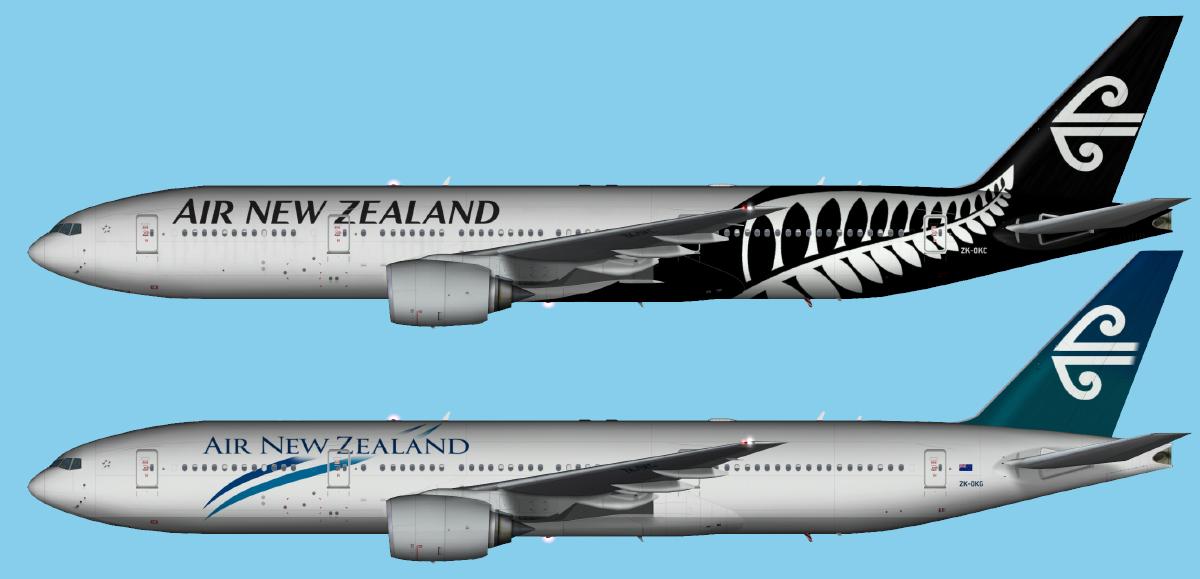 Air New Zealand   JCAI