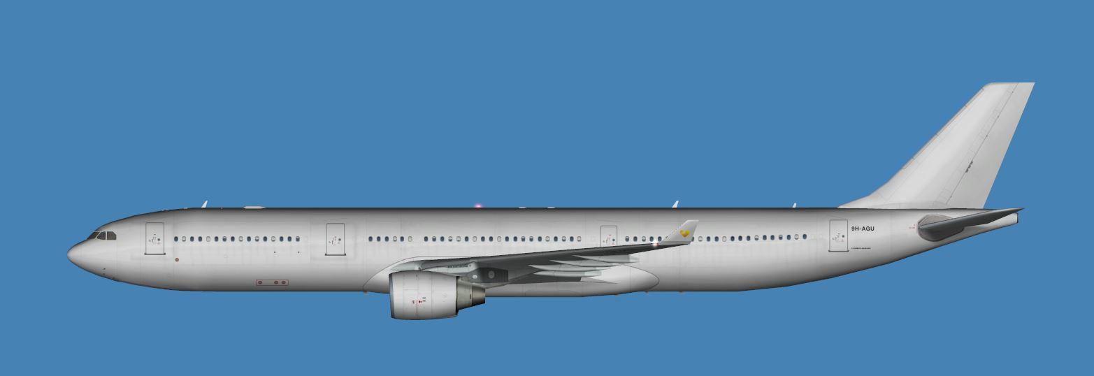 Thomas Cook UK Airbus A330-300 lsf Hifly Malta FSPainter FSX