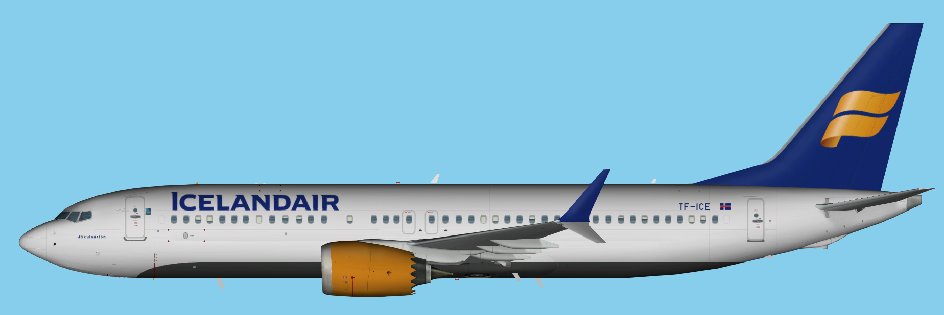 737 Max Fsx